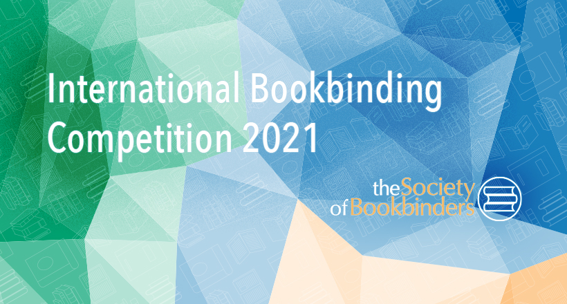 International Bookbinding Competition 2021